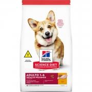 Ração Hill's Cães Adultos Pedaços Pequenos 2,4Kg