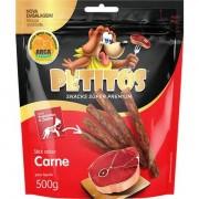 Kit 10 Unidades BIFINHO PETITOS CARNE STICK 500GR