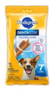 Petisco Cães Ad Raças Pequenas Pedigree Dentastix 110g 7 Un