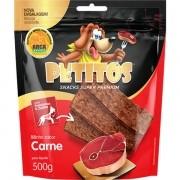 PETISCO BIFINHO PETITOS CARNE 500GR