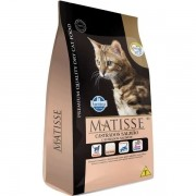 Ração Farmina Matisse Salmão para Gatos Adultos Castrados 2KG