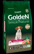 Ração Golden Seleção Natural Cães Filhotes  Raça Pequena 10 Kg