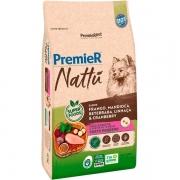 RAÇÃO PREMIER NATU Mandioca 2,5KG + Biscoito 250GR