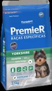 Ração Premier Yorkshire Cães Filhotes 2,5kg