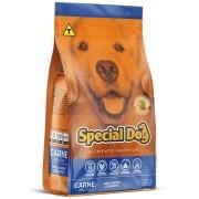 Ração Special Dog Premium para Cachorro Adulto Sabor Carne em Embalagem 15kg
