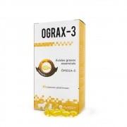 SUPLEMENTO OGRAX 3 1000 CAIXA COM 30 CAPSÚLAS