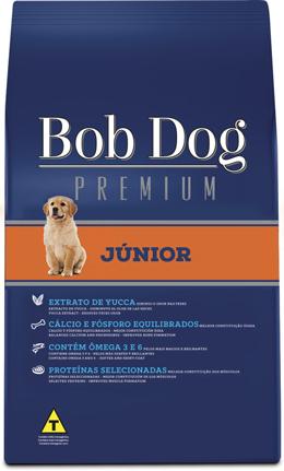 BOB DOG GOLD PREMIUM FILHOTE 20KG
