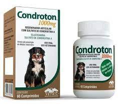 CONDROTON 1000 C/ 60 CAPS.
