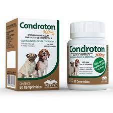 CONDROTON 500 C/ 60 CAPS