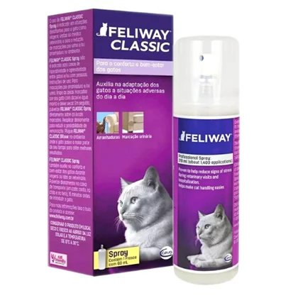 FELIWAY CLASSIC SPRAY PARA GATOS 60ML