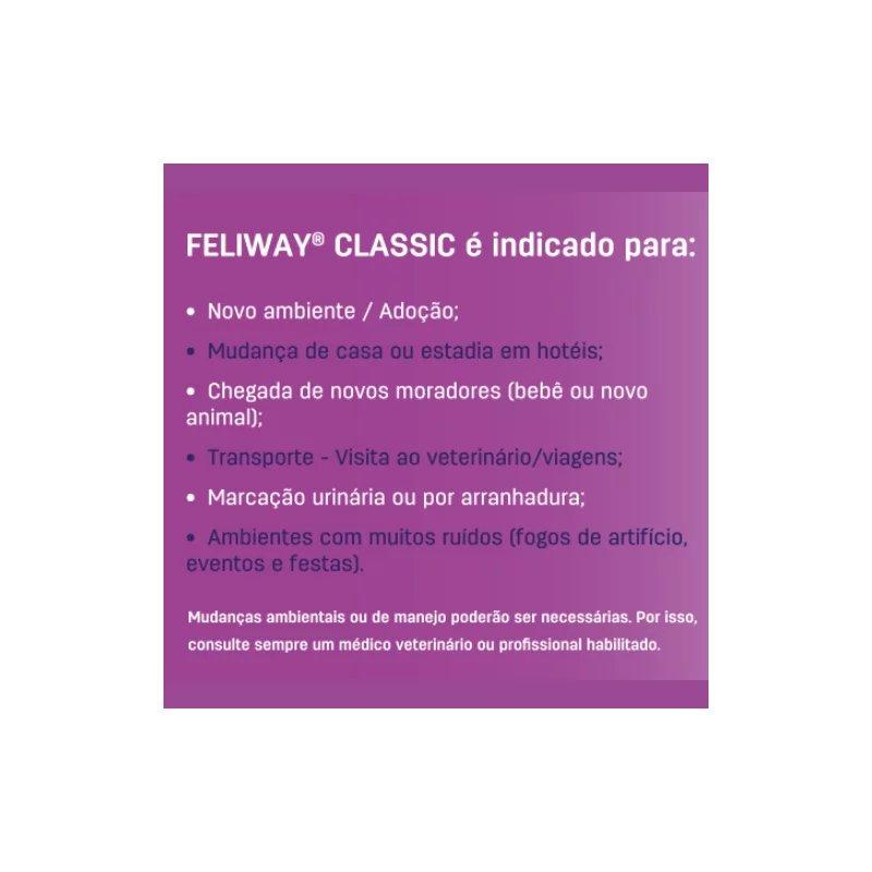FELIWAY CLASSIC SPRAY PARA GATOS 60ML