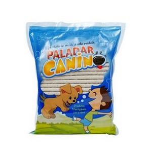 Osso Palito Petisco Para Cães 8MM caixa com 06 Kg (Contém 06 pacote com 01kg cada)