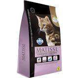 Ração Farmina Matisse Cordeiro para Gatos Adultos Castrados  7,5KG