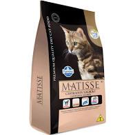Ração Farmina Matisse Salmão para Gatos Adultos Castrados 7,5KG