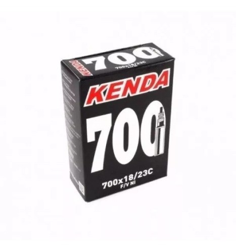 10x Câmaras De Ar 700 X 18/23c Kenda Presta Fino 48mm Speed  - Calil Sport Bike