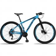 Bicicleta Aro 29 MTB Dropp 27v Freio Hidráulico  - Cores