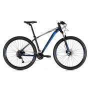 Bicicleta Aro 29 MTB Oggi Big Wheel 7.0 18v 2021 - Preto / Azul / Grafite