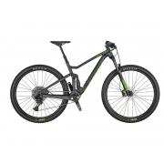 Bicicleta Mtb Aro 29 Scott Spark 970 2021 Sram Eagle 12v - Preto / Verde