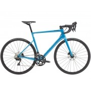 Bicicleta Speed Cannondale SuperSix Evo Carbon Shimano 105 2021 - AZUL