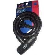 Cadeado Espiral 12x1000mm Tyt Security Lock C/chave Codifica