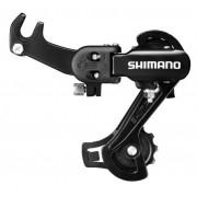 Câmbio Traseiro Bike Shimano Tz-31 18v 21v Com Gancheira