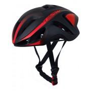 Capacete Bicicleta Ciclismo Tsw Team Plus - Preto / Vermelho