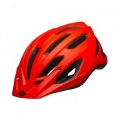 Capacete Bicicleta MTB Bell Crest R - Laranja Neon
