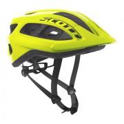 Capacete Bike Ciclismo Mtb Scott Supra - Amarelo Fluor