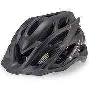 Capacete Ciclismo Bike Absolute Wild Led - Preto fosco