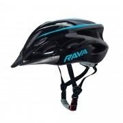 Capacete Ciclismo MTB TSW Rava New Space - Preto / Azul