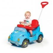 Carrinho Infantil Passeio e Pedal Calesita 1300 Fouks - Azul