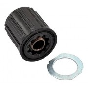 Freehub Núcleo Completo Cubo Shimano Deore Fh-m595 / M6000