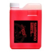 Líquido Para Freio Hidráulico Bike Shimano 1 Litro - Óleo Mineral