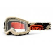 Óculos 100% Strata2 Kombat Off Road Motocross Trilha Enduro