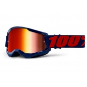 Óculos 100% Strata 2 Off Road Motocross Trilha Enduro - Masego