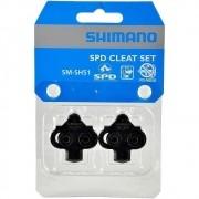 Taco De Pedal Bike Shimano SM-SH51 Mtb Original