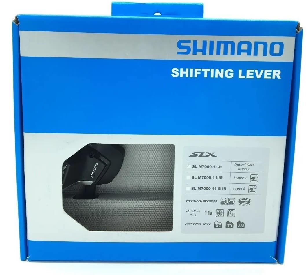 Alavanca de Câmbio Shimano SLX 11v SL-M7000-11-R
