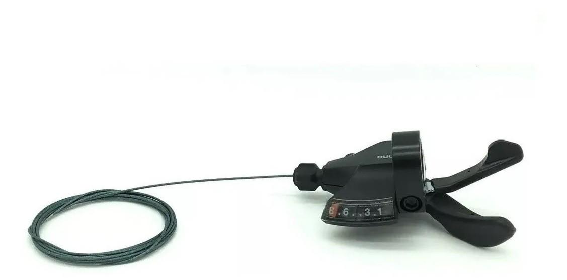 Alavanca Passador Marcha Shimano Sl M315 3x8 24v Rapid Fire
