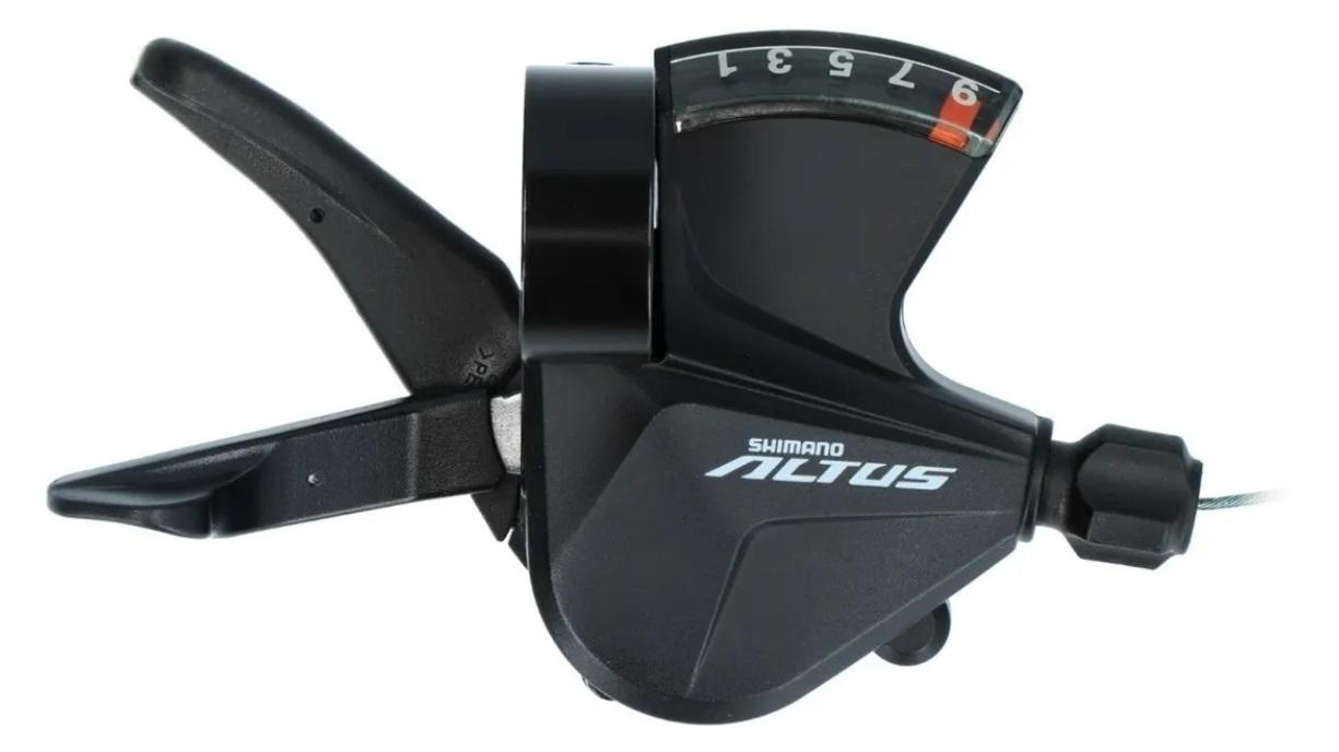 Alavanca Passador Bike Shimano Altus Rapid Fire Sl-m2010 18v