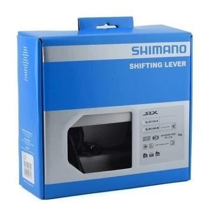 Alavanca Trocador Shimano Deore Slx Sl-m7100-r Direito 12v