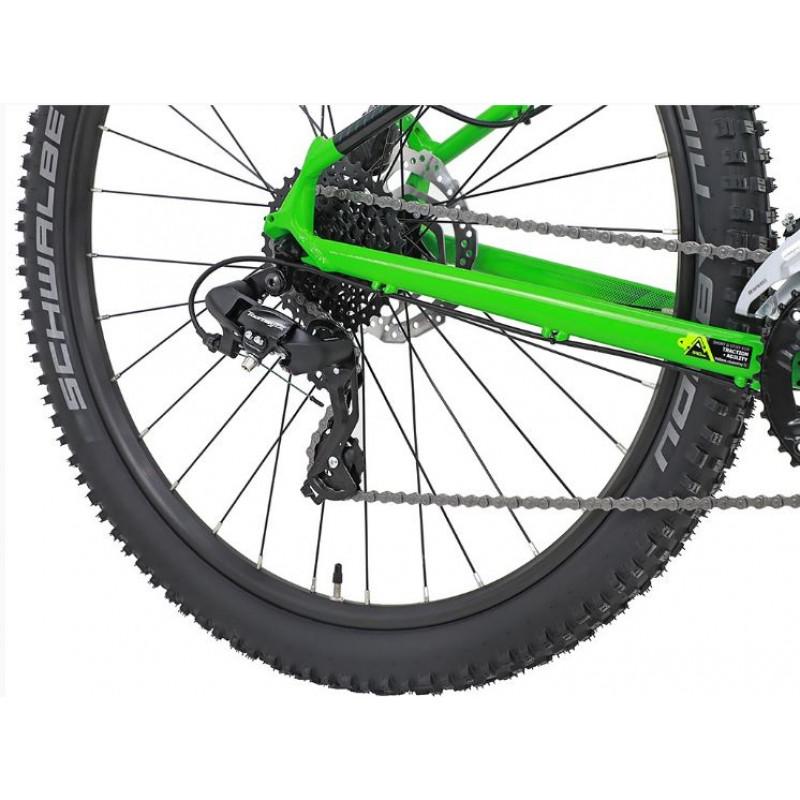 Bicicleta Aro 29 MTB Cannondale Trail 7 2021 16v - Verde