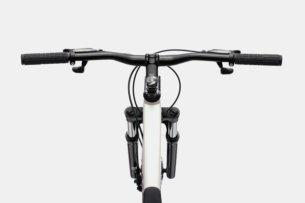 Bicicleta Aro 29 MTB Cannondale Trail 7 16v Feminina 2021 - Branco