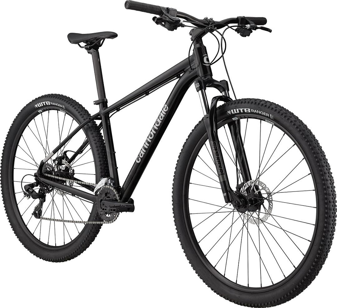 Bicicleta Aro 29 MTB Cannondale Trail 8 14v 2021 - Preto