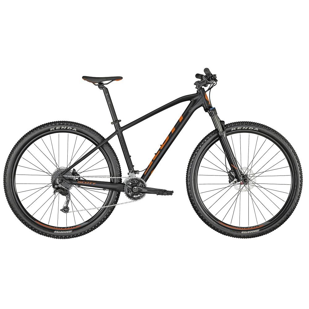 Bicicleta Aro 29 MTB Scott Aspect 940 Shimano 18v 2022 - Preto