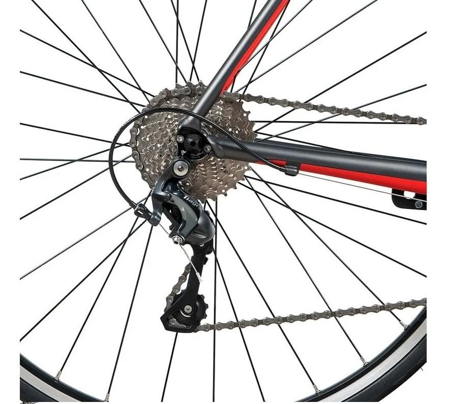 Bicicleta Aro 700 Speed Caloi Strada Racing 2020 Tiagra 20v