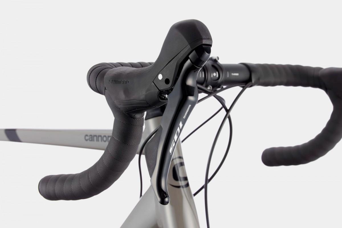 Bicicleta Cannondale Caad13 Disc 22V 105 2021 Cinza  - Calil Sport Bike