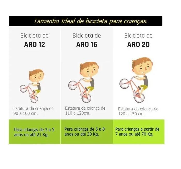 Bicicleta Infantil Aro 16 Menina Top Girls Nathor