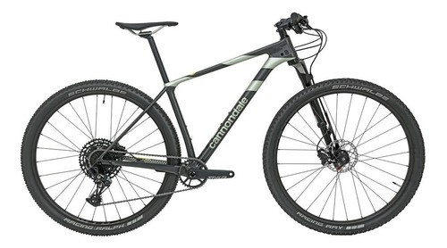 Bicicleta Mtb Aro 29 Cannondale F-si Carbon 4 2020  - Calil Sport Bike