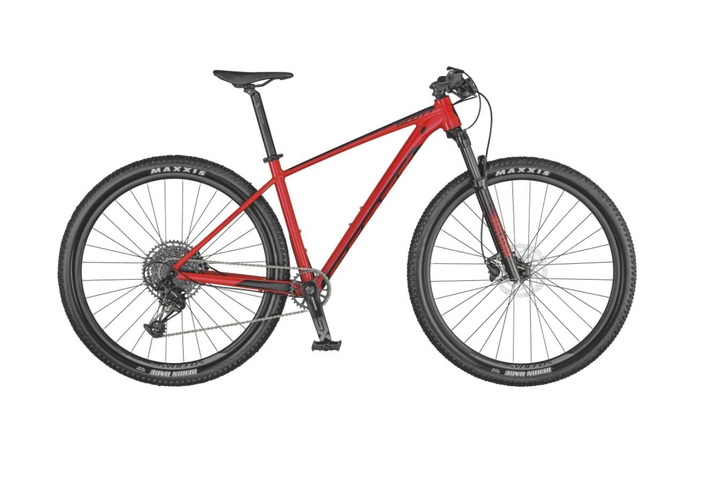 Bicicleta Mtb Aro 29 Scott Scale 970 Eagle 12v 2021 - Vermelho