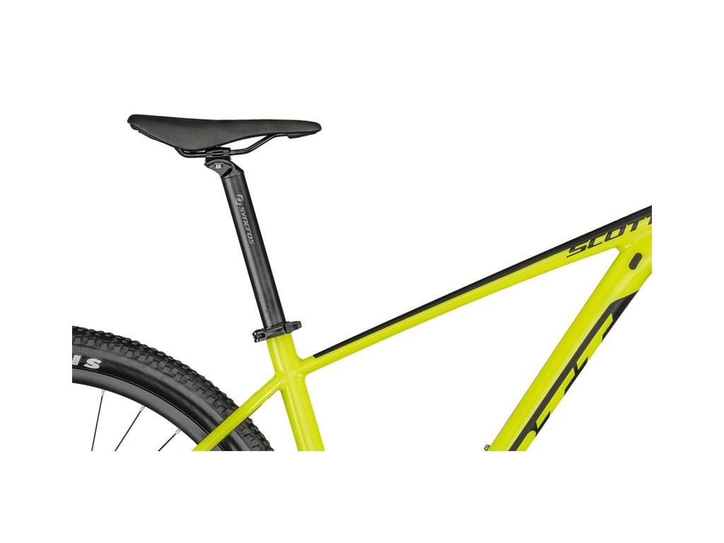 Bicicleta Mtb Aro 29 Scott Scale 980 Deore 12v 2021 - Amarelo / Preto